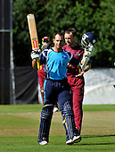 Saltires beat Northants 2011