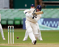 Alex Blake bats for Kent during the friendly game between Kent CCC and Oxford University at the St Lawrence Ground, Canterbury, on Sun Apr 1, 2018