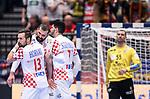 18.01.2020., Austria, Vienna, Wiener Stadthalle - European Handball Championship, Group I, Round 2, Croatia - Germany. Zlatko Horvat. <br /> <br /> Foto © nordphoto / Luka Stanzl/PIXSELL