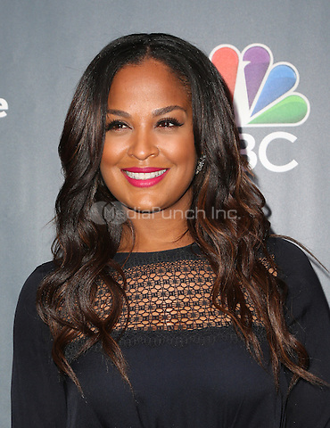 "Universal City, CA - DECEMBER 09: Laila Ali, At Q&A For NBC's "" The New Celebrity Apprentice"" At NBC Universal Lot, California on December 09, 2016. Credit: Faye Sadou/MediaPunch"