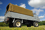 Series 2b Forward Control Diesel No.1. Dunsfold Collection Open Day 2009. NO RELEASES AVAILABLE.