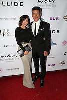 LOS ANGELES, CA - NOV 11: Mario Lopez, Courtney Laine Mazza attends the first annual Vanderpump Dog Foundation Gala hosted and founded by Lisa Vanderpump, Taglyan Cultural Complex, Los Angeles, CA, November 3, 2016. (Credit: Parisa Afsahi/MediaPunch).