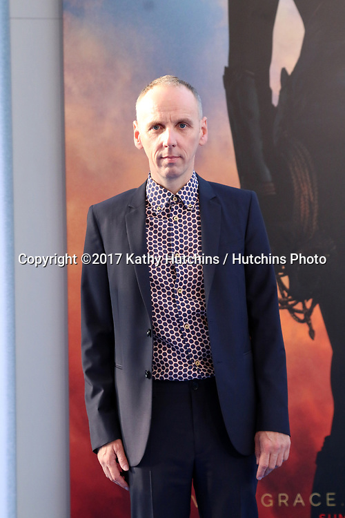 """LOS ANGELES - MAY 25:  Ewen Bremner at the """"Wonder Woman"""" Los Angeles Premiere at the Pantages Theater on May 25, 2017 in Los Angeles, CA"""