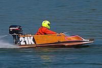 21-K    (Outboard Hydroplane)