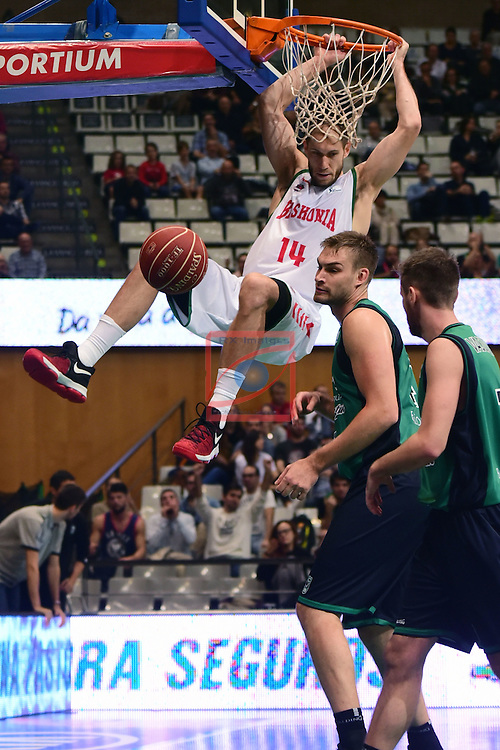League ACB-ENDESA 2016/2017. Game: 5.<br /> Divina Seguros Joventut vs Baskonia: 83-90.<br /> Kim Tillie.