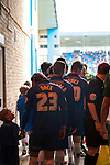 Gillingham 0 Scunthorpe United 3, 11/10/2014. Priestfield Stadium, League Two. Photo by Simon Gill