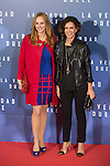 Mar Regueras and Lydia Bosch attend `La verdad duele´ (Concussion) film premiere at Callao cinema in Madrid, Spain. January 27, 2015. (ALTERPHOTOS/Victor Blanco)