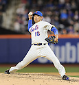 Daisuke Matsuzaka (Mets),<br /> APRIL 19, 2014 - MLB : Daisuke Matsuzaka of the New York Mets during the Major League Baseball game against the Atlanta Braves at Citi Field in Flushing, NY, USA.<br /> (Photo by AFLO)