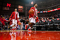 January 9, 2014:Benny Parker (3) leading the Huskers