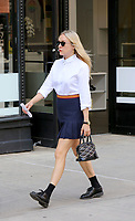 www.acepixs.com<br /> <br /> June 27 2017, New York City<br /> <br /> Actress Chlo&euml; Sevigny wears a short skirt and white blouse as she walks in the East Village on June 27 2017 in New York City<br /> <br /> By Line: Philip Vaughan/ACE Pictures<br /> <br /> <br /> ACE Pictures Inc<br /> Tel: 6467670430<br /> Email: info@acepixs.com<br /> www.acepixs.com
