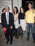Sam Waterston and Familyattending the Broadway Opening Night Performance of 'An Enemy of the People' at the Samuel J. Friedman Theatre in New York. Sept. 27, 2012