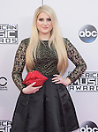 Meghan Trainor at The 2014 American Music Award held at The Nokia Theatre L.A. Live in Los Angeles, California on November 23,2014                                                                               © 2014Hollywood Press Agency