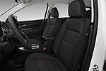 Front seat view of a 2020 Chevrolet Equinox LT 5 Door SUV front seat car photos