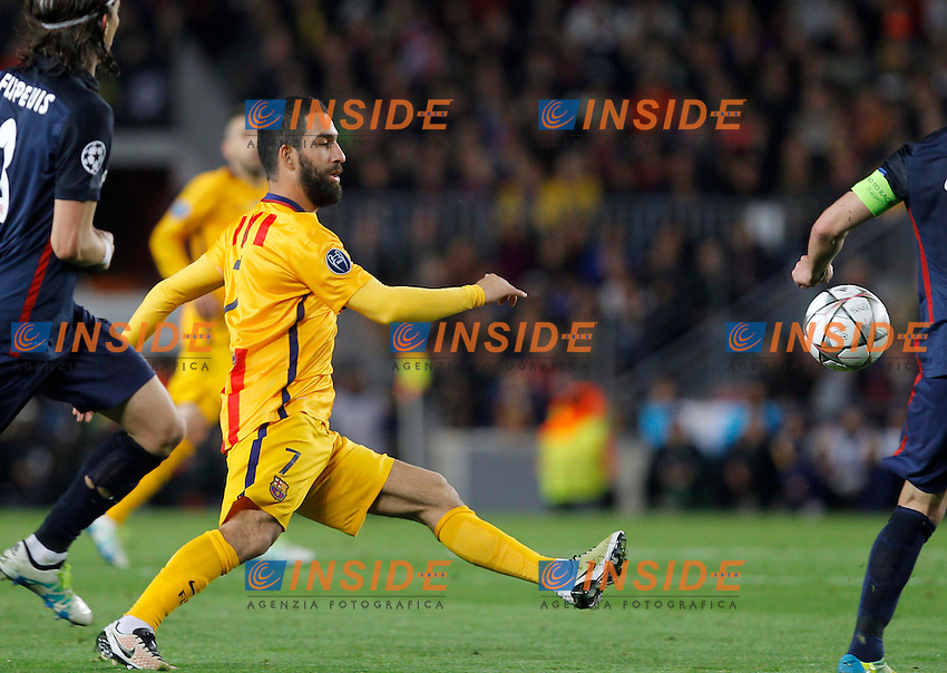 arda turan (barca)<br /> <br />  <br /> Barcellona 05-04-2016 <br /> Football Calcio 2015/2016 Champions League <br /> Barcellona - Atletico Madrid Quarti di finale<br /> Foto Panoramic / Insidefoto <br /> ITALY ONLY