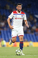 Jordan Ferri of Lyon in action during Chelsea vs Lyon, International Champions Cup Football at Stamford Bridge on 7th August 2018