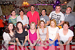 Connolly Family Reunion at Cassidys on Saturday pictured  Front left to right, Martina Flynn, Siobhan Connolly, Chelsea Thursday, Catherine Keating, Norma Purtill, Claire Connolly.  Back left to right, Michael Connolly, Mary Jo Connolly, Ann Connolly, Michael Keating, Ciaran Connolly, Barry Connolly