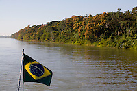 Ibiai_MG, Brasil...Rio Sao Francisco, o rio da integracao nacional. ..The Sao Francisco river, It is an important river for Brazil, called the river of national integration. ..Foto: LEO DRUMOND / NITRO