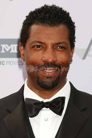 LOS ANGELES, CA - JUNE 9: Deon Cole at the American Film Institute 44th Life Achievement Award Gala Tribute to John Williams at the Dolby Theater on June 9, 2016 in Los Angeles, California. Credit: David Edwards/MediaPunch