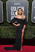 Renee Bargh arrives at the 75th Annual Golden Globes Awards at the Beverly Hilton in Beverly Hills, CA on Sunday, January 7, 2018.<br /> *Editorial Use Only*<br /> CAP/PLF/HFPA<br /> &copy;HFPA/PLF/Capital Pictures