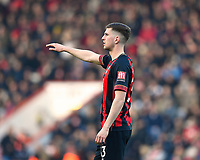 Chris Mepham of AFC Bournemouth during AFC Bournemouth vs Wolverhampton Wanderers, Premier League Football at the Vitality Stadium on 23rd February 2019
