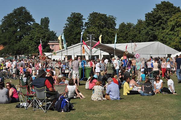 Kinecroft. Wallingford Bunkfest 2013.