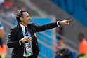 Cesare Prandelli (ITA), JUNE 20, 2014 - Football / Soccer : FIFA World Cup Brazil 2014 Group D match between Italy 0-1 Costa Rica at Arena Pernambuco in Recife, Brazil. (Photo by Maurizio Borsari/AFLO) [0855]