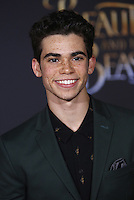 www.acepixs.com<br /> <br /> March 2 2017, LA<br /> <br /> Cameron Boyce arriving at the premiere of Disney's 'Beauty And The Beast' at the El Capitan Theatre on March 2, 2017 in Los Angeles, California.<br /> <br /> By Line: Famous/ACE Pictures<br /> <br /> <br /> ACE Pictures Inc<br /> Tel: 6467670430<br /> Email: info@acepixs.com<br /> www.acepixs.com