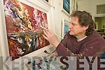 Artist John Hurley.