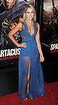 "Anna Hutchison at the LA Premiere of ""Spartagus War Of The Damned"" held at Regal Cinemas L.A. LIVE January 22, 2013"