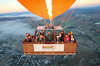20150710 July 10 Hot Air Balloon Gold Coast