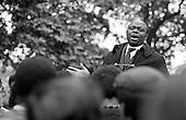 David, Speakers' Corner, Hyde Park, London.