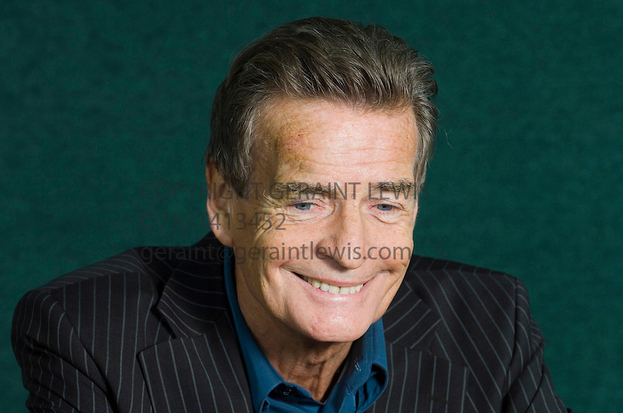 William McIlvanney,Scotish Writer 2006. His new novel is Be Near Me  . CREDIT Geraint Lewis