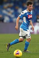 Diego Demme of Napoli<br /> Napoli 14-01-2020 Stadio San Paolo <br /> Football Italy Cup 2019/2020 SSC Napoli - AC Perugia<br /> Photo Cesare Purini / Insidefoto