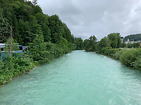 Ache bei Berchtesgaden - Berchtesgaden 16.07.2019: Berchtesgaden