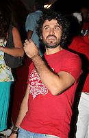 GUARUJA, SP, 08 DE JANEIRO 2012. VERAO SHOW GUARUJA- O ator Eriberto Leao, no Verao Show do Guaruja, no Ginasio do Guaibe, no Guaruja, na noite deste sabado, 7. FOTO MILENE CARDOSO - NEWS FREE