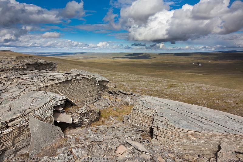 Utukok uplands, National Petroleum Reserve Alaska, Arctic, Alaska.