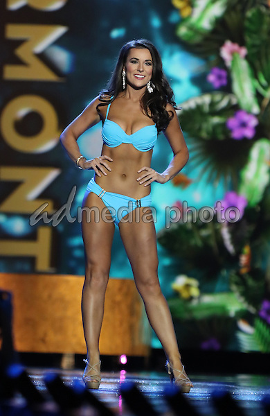 08 September 2016 - Atlantic City, New Jersey - Miss Vermont, Rylee Field.  2017 Miss America Preliminary Competition, Day 3, at Boardwalk Hall. Photo Credit: MJT/AdMedia