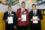 Rugby League Finalists. ASB College Sport Young Sportsperson of the Year Awards 2006, held at Eden Park on Thursday 16th of November 2006.<br />