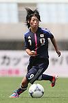 Yoko Tanaka (JPN), .JUNE 17, 2012 - Football / Soccer : .Women's International Friendly match between U-20 Japan 1-0 U-20 United States .at Nagai Stadium, Osaka, Japan. (Photo by Akihiro Sugimoto/AFLO SPORT) [1080]