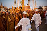 Cambodia: Norodom Sihanouk Funeral