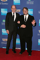 PALM SPRINGS, CA - January 2: Guillermo del Toro, Richard Jenkins, at 29th Annual Palm Springs International Film Festival Awards Gala at Palm Springs Convention Center in Palm Springs, California on January 2, 2018. <br /> CAP/MPI/FS<br /> &copy;FS/MPI/Capital Pictures