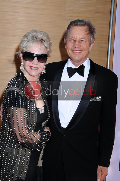 Michael York and wife Patricia<br />at the Opening Night of the LA Opera 2008-09 Season. Dorothy Chandler Pavilion, Los Angeles CA. 09-06-08<br />Dave Edwards/DailyCeleb.com 818-249-4998