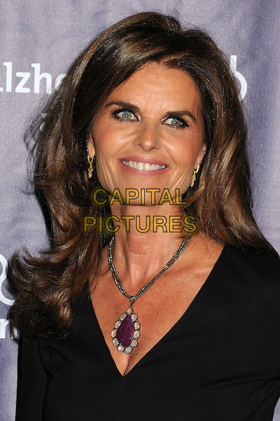 18 March 2015 - Beverly Hills, California - Maria Shriver. 23rd Annual &quot;A Night at Sardi's&quot; Benefit for the Alzheimer's Association held at The Beverly Hilton Hotel. <br /> CAP/ADM/BP<br /> &copy;BP/ADM/Capital Pictures