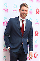 Brian McFadden arriving at the Tesco Mum Of The Year Awards 2014, at The Savoy, London. 23/02/2014 Picture by: Alexandra Glen / Featureflash