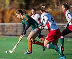 TILBURG  - hockey-  Britt van Beek (WereDi) tijdens de wedstrijd Were Di-MOP (1-1) in de promotieklasse hockey dames. COPYRIGHT KOEN SUYK