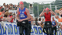 15 JUL 2007 - LORIENT, FRA - Stephen Bayliss (GBR) - World Elite Mens Long Distance Triathlon Championships. (PHOTO (C) NIGEL FARROW)