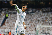 13th September 2017, Santiago Bernabeu, Madrid, Spain; UCL Champions League football, Real Madrid versus Apoel; Cristiano Ronaldo dos Santos (7) Real Madrid