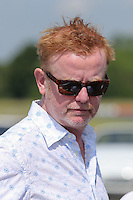Chris Evans during The Children's Trust Supercar Event at Dunsfold Park, Surrey, England on 22 June 2014. Photo by Andy Rowland.