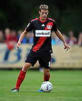 FUSSBALL   1. BUNDESLIGA   SAISON 2011/2012   TESTSPIEL Bayer 04 Leverkusen - Rangers FC                       13.07.2011 Lars BENDER (Bayer 04 Leverkusen) Einzelaktion am Ball