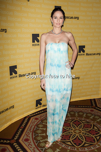 NEW YORK, NY - NOVEMBER 6, 2013: Sarah Wayne Callies attends the 2013 International Rescue Committee Freedom Award Benefit at The Waldorf Astoria on November 6, 2013 in New York City. <br /> Credit: MediaPunch/face to face<br /> - Germany, Austria, Switzerland, Eastern Europe, Australia, UK, USA, Taiwan, Singapore, China, Malaysia, Thailand, Sweden, Estonia, Latvia and Lithuania rights only -